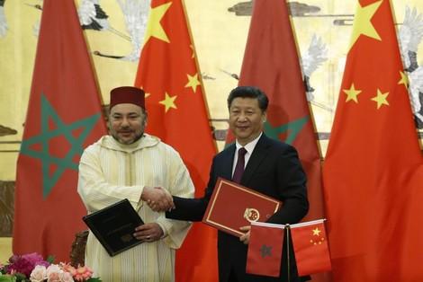 المغرب والصين يعلنان إرساء شراكة إستراتيجية بين البلدين