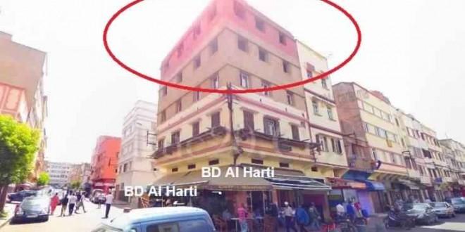 الدار البيضاء : المطالبة بفتح تحقيق في فاجعة عمارة اسباتة