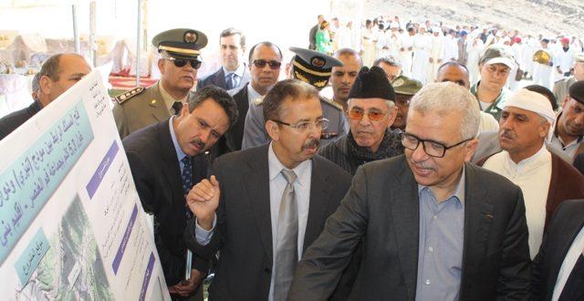 Province de Beni Mellal: Ighourdan, Igharghar : La politique de proximité, un moyen de développement durable
