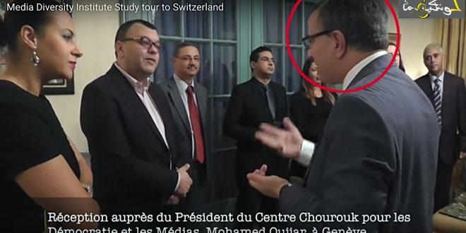 قبل شغله منصب وزير العدل… أوجار استقبل بجنيف وفد الوديع الذي أطرته المخابرات السويسرية حول الفيدرالية لتقسيم المغرب