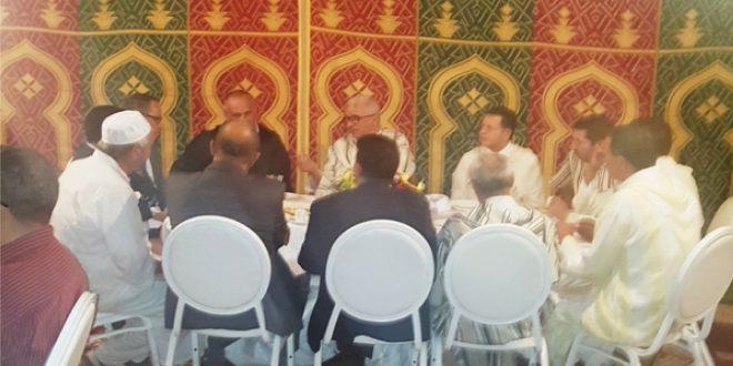 BENI MELLAL Les présidents des communes territoriales de la province de Beni Mellal à l'honneur