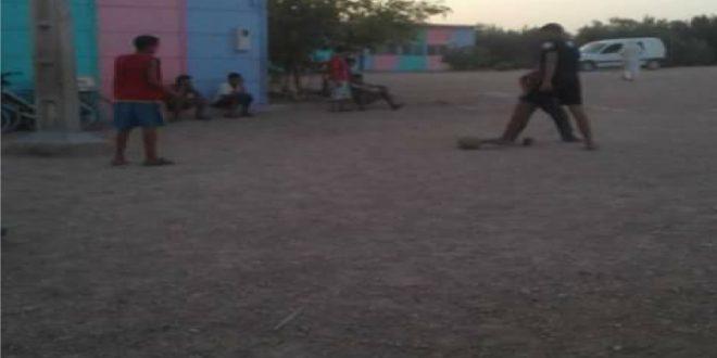 الفقيه بنصالح : مدرسة لبلان اولاد عبد الله إصلاحات من نوع آخر .