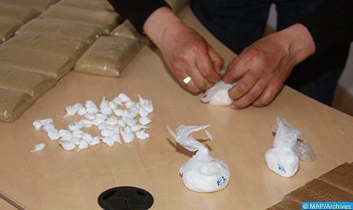 <h1>الصويرة : الامن الوطني يضع حدا لتاجر مخدرات وشريك له وبحوزتهما حوالي 27 كيلوغراما من مخدر الشيرا <h1/>
