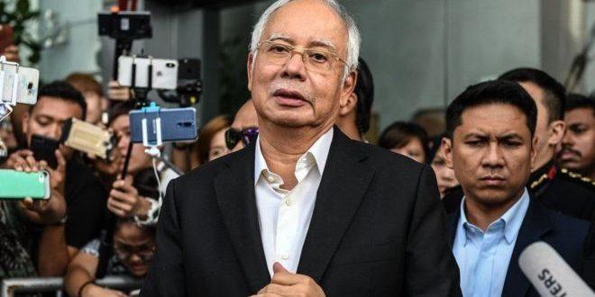 <h1>   ماليزيا:  الشرطة الماليزية تعثر على ملايين الدولارات في شقق نجيب رزاق     <h1/>