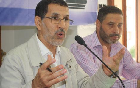 <h1>      هل ستتم إقالة رئيس الوزراء سعد الدين العثماني بسبب عداءه للوحدة الترابية  ؟  <h1/>