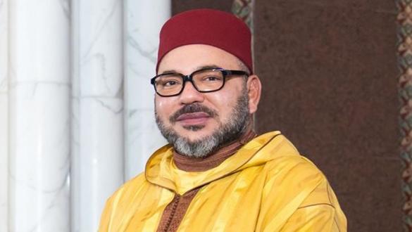 <h1>    ملك المغرب : القائد الحكيم     <h1/>
