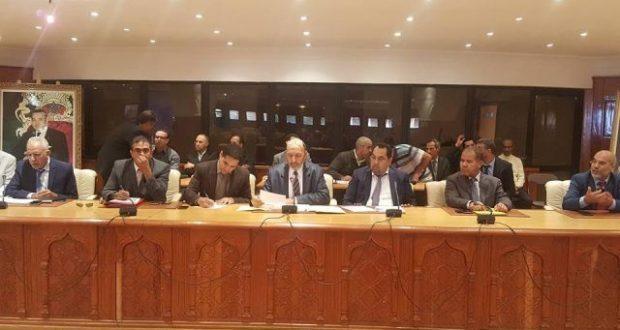 <h1>  مراكش : تراجع عمدة مراكش عن تفويت عقار لجمعية يسيرها أعضاء من حزب العدالة والتنمية <h1/>