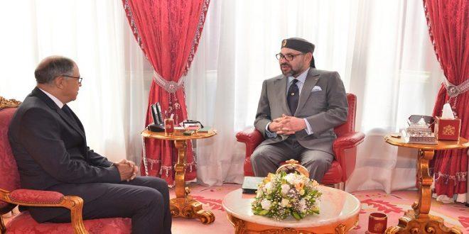 <h1>    الرباط: جلالة الملك يعين إدريس الكراوي رئيسا لمجلس المنافسة   <h1/>