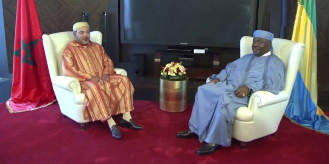 <h1>   بأمر من جلالة الملك : الرئيس الغابوني سينقل إلى المغرب لاستكمال العلاج  <h1/>