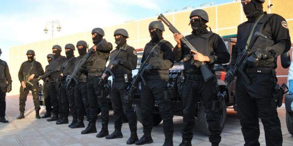 <h1>  الأمن المغربي ينجح في تفكيك 20 خلية إرهابية خلال سنة 2018    <h1/>