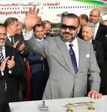 <h1>  الدار البضاء : الملك محمد السادس يدشن المحطة الجوية الجديدة لمطار محمد الخامس <h1/>