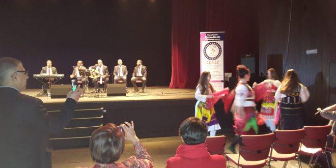 <h1>        بلجيكا :أختتام فعاليات المؤتمر العالمي لثقافة السلام  <h1/>