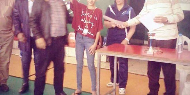 <h1>   BENI MELLAL RBM de tennis de table à l'honneur.    <h1/>