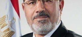 <h1>   عاجل : وفاة الرئيس الشرعي لمصر : محمد مرسي <h1/>