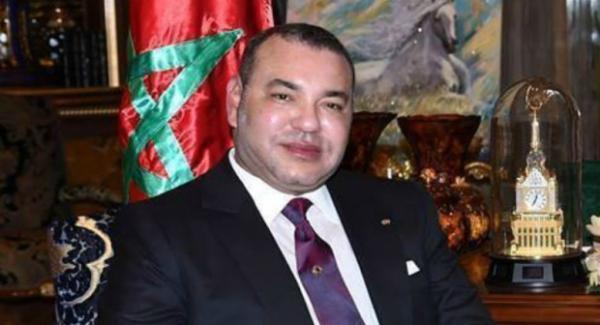<h1>   الملك يهنئ الغزواني بانتخابه رئيسا جديدا لموريتانيا     <h1/>
