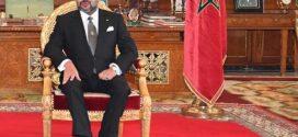 <h1>   جلالة الملك محمد السادس يهنئ عبد الجليل الحجمري    <h1/>