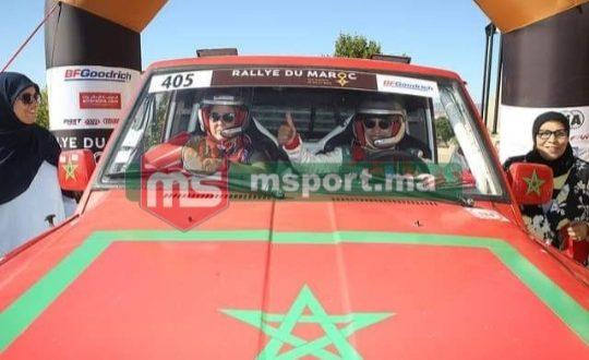 <h1>  غياب الدعم المالي و المحتضنين عقبة أمام مشاركة أول فريق نسائي مغربي في رالي المغرب الدولي.    <h1/>