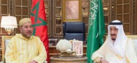 "<h1>   الملك يشجب ""الهجوم الإرهابي"" ضد منشآت سعودية < h1/>"