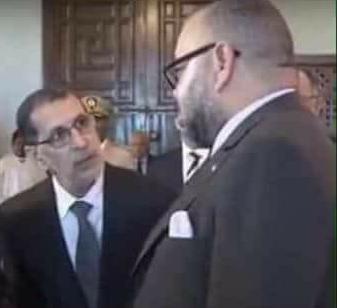 <h1>       الملك يستقبل رئيس الحكومة.     <h1/>