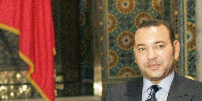 <h1>  جلالة الملك يعزي أفراد أسرة الصحفي مصطفى العلوي    < h1/>