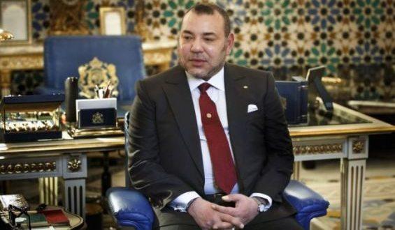 <h1>الملك محمد السادس يعطي دفعة قوية لدعم المقاولات    <h1/>