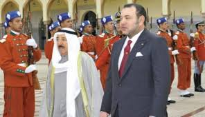 <h1>الملك محمد السادس يشيد بعلاقات المغرب والكويت   <h1/>