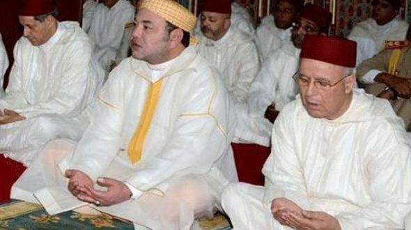 <h1> الملك محمد السادس يبعث ببرقيات تهاني وتبريك إلى ملوك ورؤساء الدول الاسلامية بمناسبة حلول شهر رمضان <h1/>