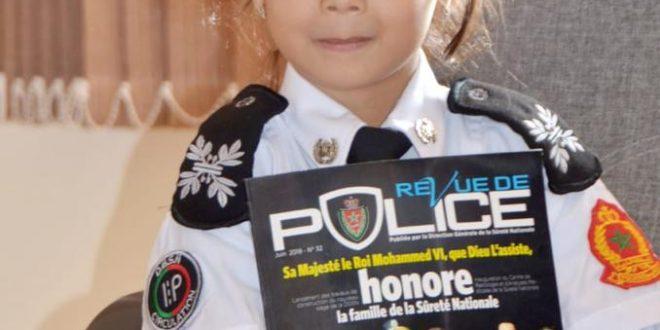 <h1>         بني ملال …. ولاية أمن بني ملال، تخصص استقبالا رمزيا لفائدة الطفلة إسراء التي عبرت عن حبها وتعلقها بجهاز الشرطة خلال مشاركتها ببرنامج اذاعي…  <h1/>