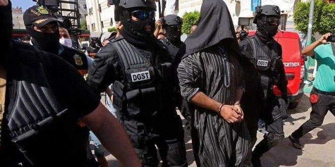 <h1>   تيفلت…… زعيم الخلية الإرهابية المُفككة بتمارة يقتل موظف بسجن تيفلت   <h1/>