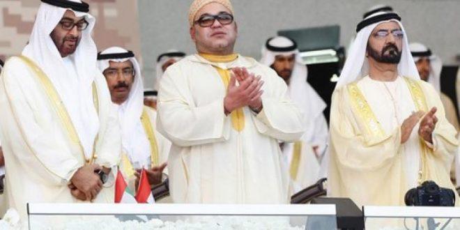 <h1>  العيون….الإمارات تفتح قنصلية عامة بمدينة العيون . <h1/>