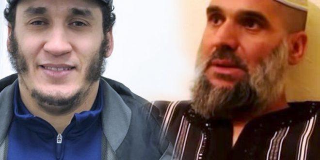 <h1> بالفيديو ……. بوشتى الشارف يفضح بهتان وافتراءات الارهابي والمتطرف محمد حاجب . <h1/>