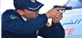 <h1>  سوق السبت أولاد النمة.. مفتش شرطة يضطر لاستعمال سلاحه الوظيفي بشكل تحذيري في تدخل أمني (بلاغ)  <h1/>