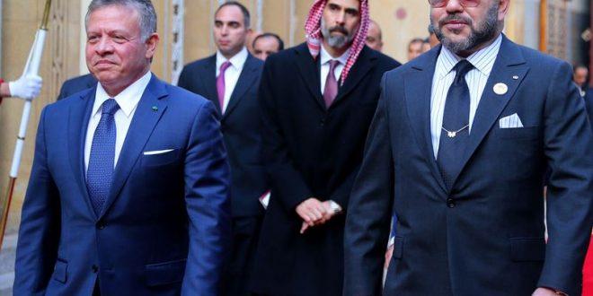 <h1>  العيون : المملكة الأردنية الهاشمية تفتتح قنصلية عامة لها بالصحراء المغربية……..<h1/>