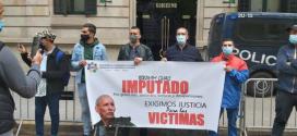<h1> اسبانيا : تنسقية مغاربة كتالونيا ووقفتها للمطالبة بإعتقال ابراهيم غالي ببرشلونة…. <h1/>
