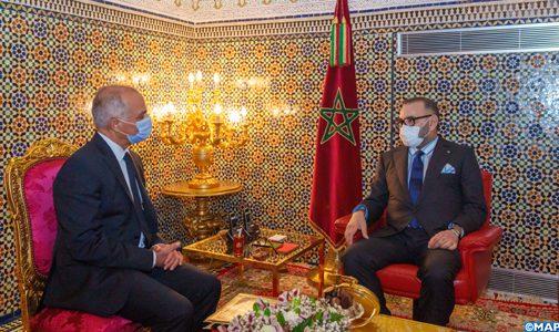 <h1>   الملك محمد السادس يترأس مراسيم تقديم التقرير العام الذي أعدته اللجنة الخاصة بالنموذج التنموي.  <h1/>