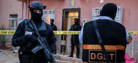 """<h1> المكتب المركزي للأبحاث القضائية : تفكيك خلية إرهابية موالية لتنظيم """"داعش"""" تضم ثلاثة أشخاص متشبعين بالفكر المتطرف ينشطون بمدينة الرشيدية…<h1/>"""