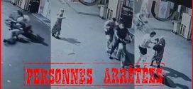 <h1>     مراكش …عناصر المصلحة الولائية للشرطة القضائية بمدينة مراكش، تتمكن من توقيف شخص، وذلك للاشتباه في تورطه في قضية تتعلق بالسرقة المقرونة بالعنف.     <h1/>