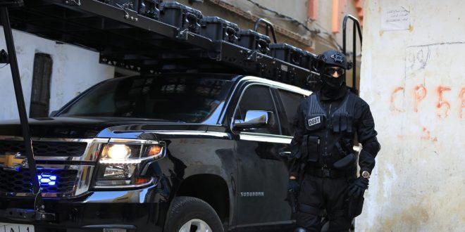 """<h1>  طنجة.. إجهاض مخطط إرهابي وشيك بعد تفكيك خلية متطرفة تتكون من خمسة أشخاص أعلنوا """"الولاء"""" لتنظيم داعش الإرهابي … <h1/>"""